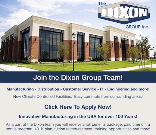 Dixon Group Hiring