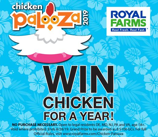 Royal Farms Chickenpalooza