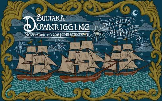 Sultana Downrigging Weekend