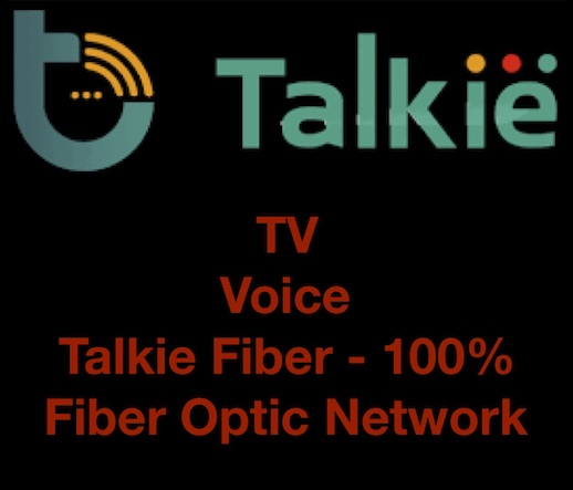 Talkie KC Fair Sponsor